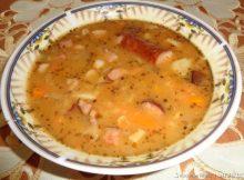 Zdjęcie do artykułu - ile kalorii ma 100 zupy grochowej