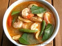zdjęcie zupy tajskiej do artykułu o jej kaloryczności