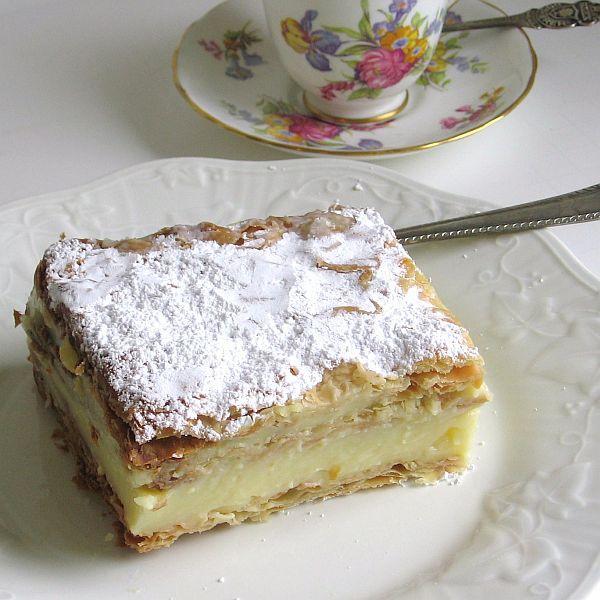 Zawartość kaloryczna ciasta kremówka oraz sposób przygotowania