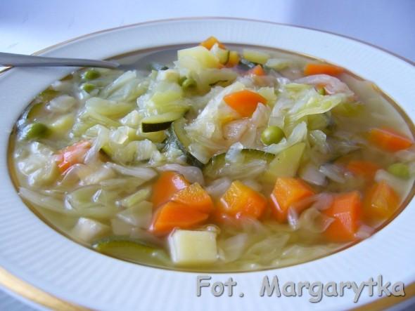ile kalorii ma zupa jarzynowa